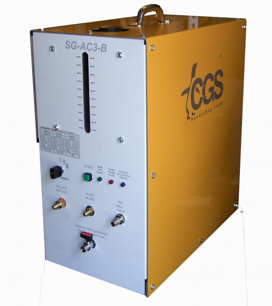 Klimaspülstation SG-AC3-B