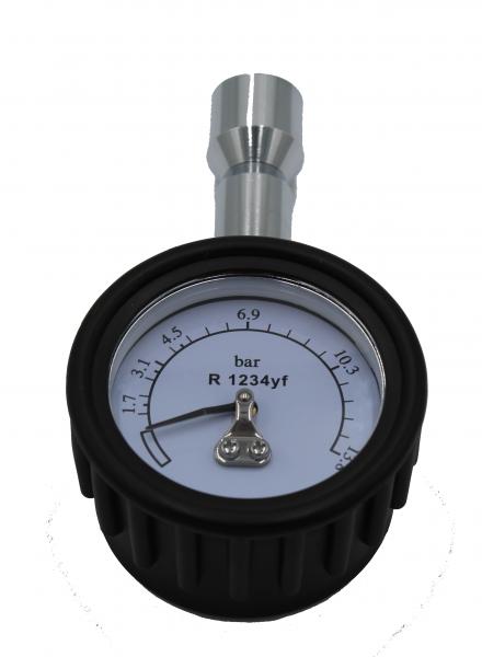 Druckmesser Klimaanlage R1234yf