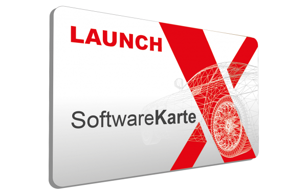 Update-Karte LAUNCH