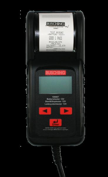 Start-Stop Batterietester