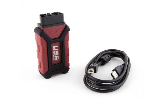 HEX BMW Diagnosegerät Motorräder GS-911 USB 10 VIN