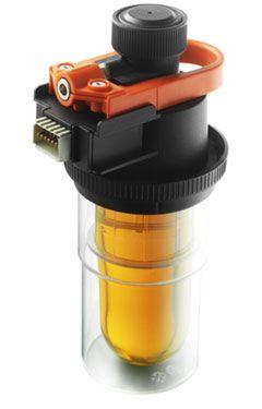TEXA UV-Behälter für Konfort 760R, 760R BUS, 770S und 780R