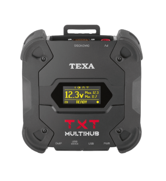 Texa Navigator TXT Multihub Display