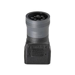Adapter OBD-Deutsch-9-polig