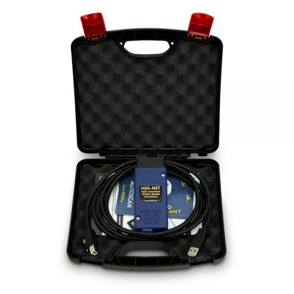 VCDS HEX-NET WiFi mit Koffer