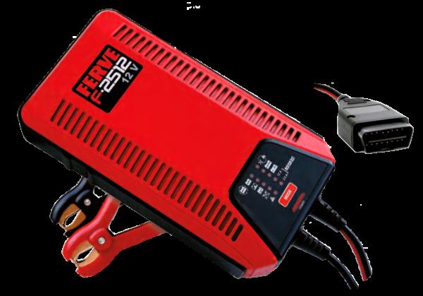 Batterieladegerät Ferve F-2512