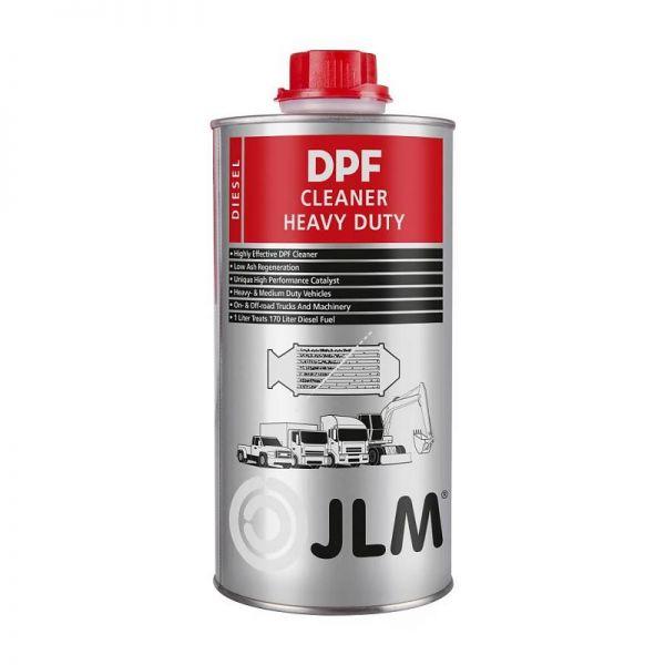 JLM Rußpartikelfilter Reiniger für LKW und Nutzfahrzeuge J02215