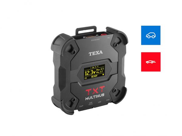 TEXA Navigator TXT MULTIHUB mit Supercarintergration