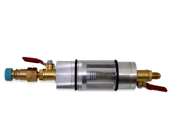 Diagnoseglas & Schauglas R1234yf Klimaservicegeräte