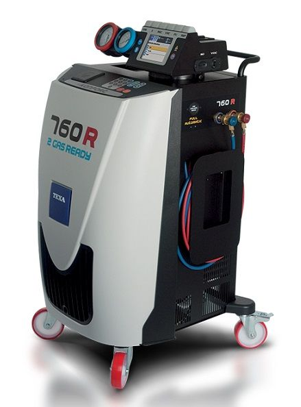 Texa Klimaservicegerät | TEXA Konfort 760R für R134a oder R1234yf