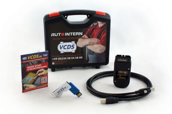 HEX-V2 VCDS Basiskoffer