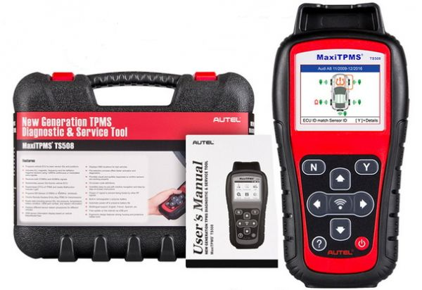 AUTEL MaxiTPMS TS 508