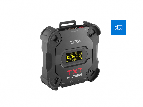 Lkw-Diagnosegerät TEXA Navigator TXT MULTIHUB