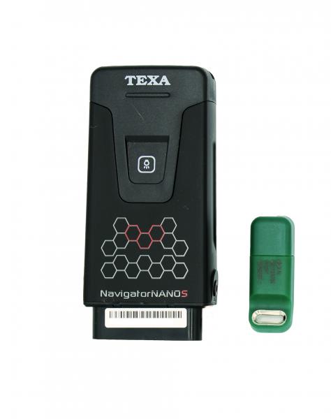 TEXA Navigator Nano S mit USB Dongel