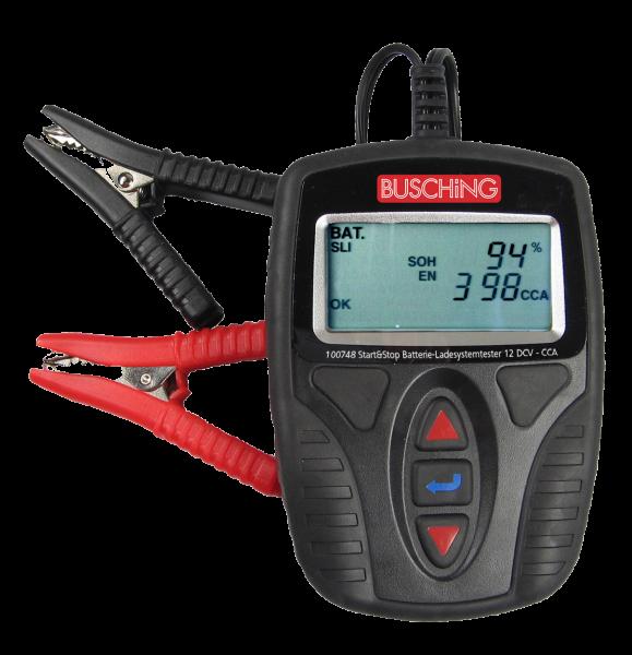 Batterie- und Ladesystem Tester 100748