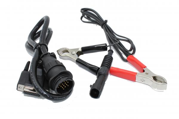 TEXA Kit Versorgungs- und Adapterkabel Bike/Marine