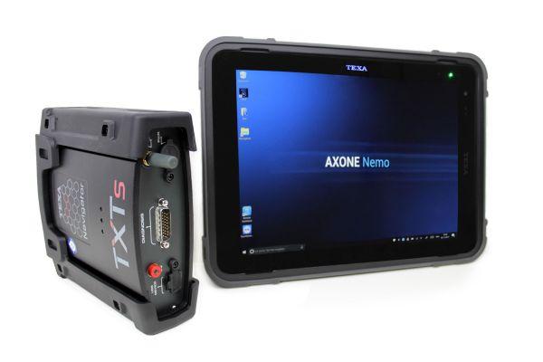 Diagnosegerät Texa AXONE Nemo mit Navigator TXT s Pkw