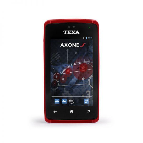 Texa AXONE S Bike mit Nano S